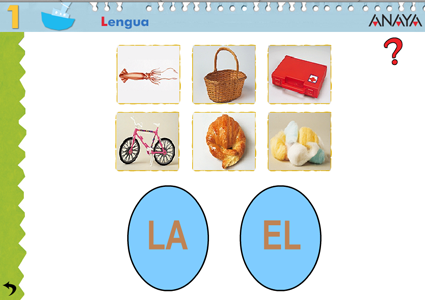 Spanish course Article